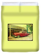 Zephyr Fuel Duvet Cover