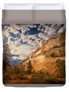 Zion Afternoon Duvet Cover