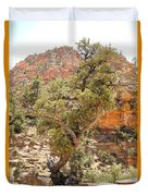 Zion Hike 1 View 1 Duvet Cover