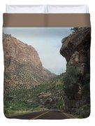 Zion National Park 4 Duvet Cover