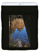 Zion Reflections Duvet Cover