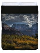 Zion-rock On Duvet Cover