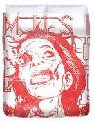 Zombie Music Duvet Cover