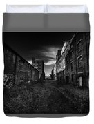 Zombieland The Fort William Starch Company Duvet Cover