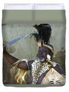 Zulu Pride Duvet Cover