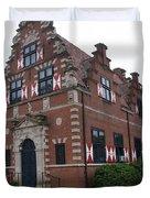Zwaanendael Museum Duvet Cover