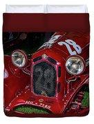 A 1930 Alfa Romeo 6c 1750 Gs  Duvet Cover