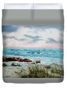 A Morning View Duvet Cover