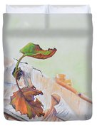 A Touch Of Fall Duvet Cover