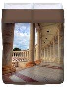 Arlington National Cemetery Memorial Amphitheater Duvet Cover