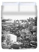 Bethlehem 19th Century Duvet Cover