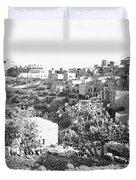 Bethlehem 19th Century Duvet Cover