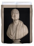 Bust Portrait Of Wynn Ellis Mp  Duvet Cover
