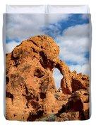 El Portal Arch Duvet Cover
