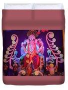 Ganesha3 Duvet Cover
