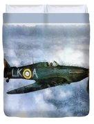 Hawker Hurricane, Wwii Duvet Cover