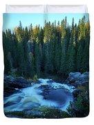 Hepokongas Waterfall Duvet Cover