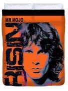 Jim Morrison, The Doors Duvet Cover