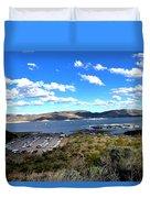 Lake Pleasant Az 16 Duvet Cover