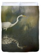 Looking For Lunch Duvet Cover