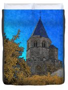 Medieval Bell Tower 6 Duvet Cover