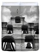 Mission Bells Duvet Cover