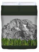 Mountain Rising Duvet Cover