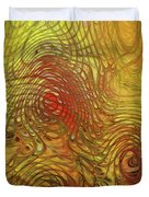 My Colorful World Duvet Cover