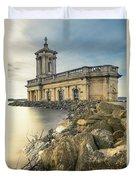 Normanton Church Museum Duvet Cover