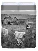 Palouse Barn 9901 Duvet Cover