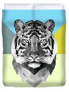 Party Tiger Duvet Cover