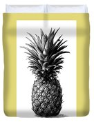 Pineapple Duvet Cover