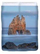Playa Portizuelo - Spain Duvet Cover