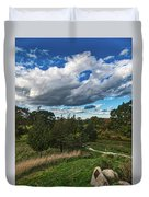 Sagamore Hill Duvet Cover