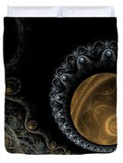 Somewhere In The Universe-2 Duvet Cover