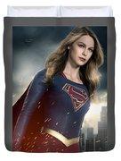 Supergirl Duvet Cover