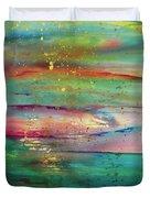 Vintage Sunset Duvet Cover