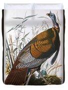 Wild Turkey  Male  Duvet Cover
