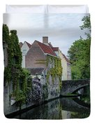Brugge - Belgium Duvet Cover