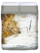 1474 Scorched Earth Duvet Cover