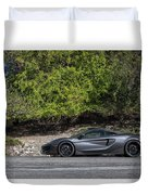 #mclaren #600lt #print Duvet Cover by ItzKirb Photography
