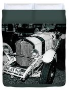 1920's Mercedes Benz Convertible Duvet Cover