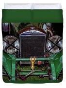 1930's Invicta Roadster In Colour Duvet Cover