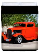 1932 Ford 3 Window Coupe  Duvet Cover