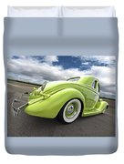 1935 Ford Coupe Duvet Cover