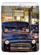 1951 Dodge Fargo Tractor Truck Duvet Cover