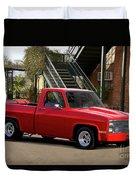 1983 Chevrolet C10 Lrhh Pickup I Duvet Cover