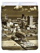 Atlantic City Duvet Cover