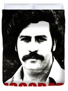 Escobar Duvet Cover