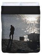 Fisherman Duvet Cover